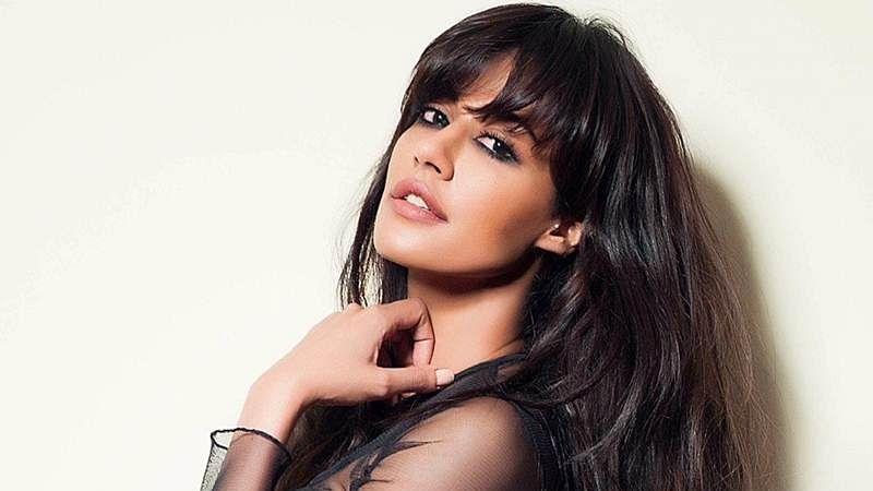 Actress Chitrangda Singh's sari love