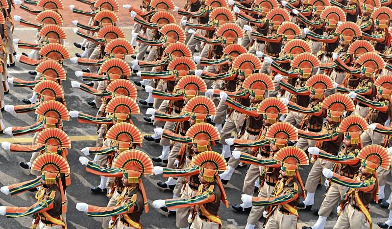 Hundreds of J&K youth join Indian Army after year-long rigorous training