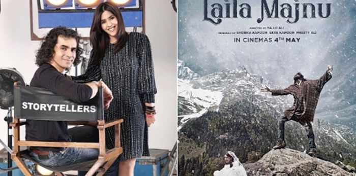 Watch! Imtiaz Ali explains why he chose the epic love tale of Laila Majnu as his next film