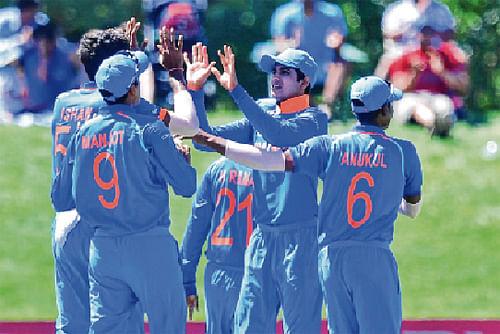 History awaits Dravid's boys