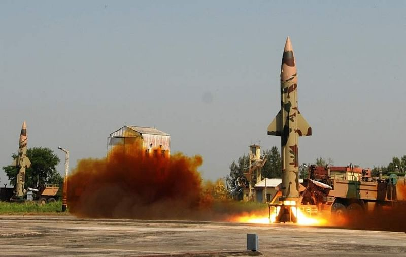 India test fires nuclear capable Agni-I ballistic missile off Odisha coast