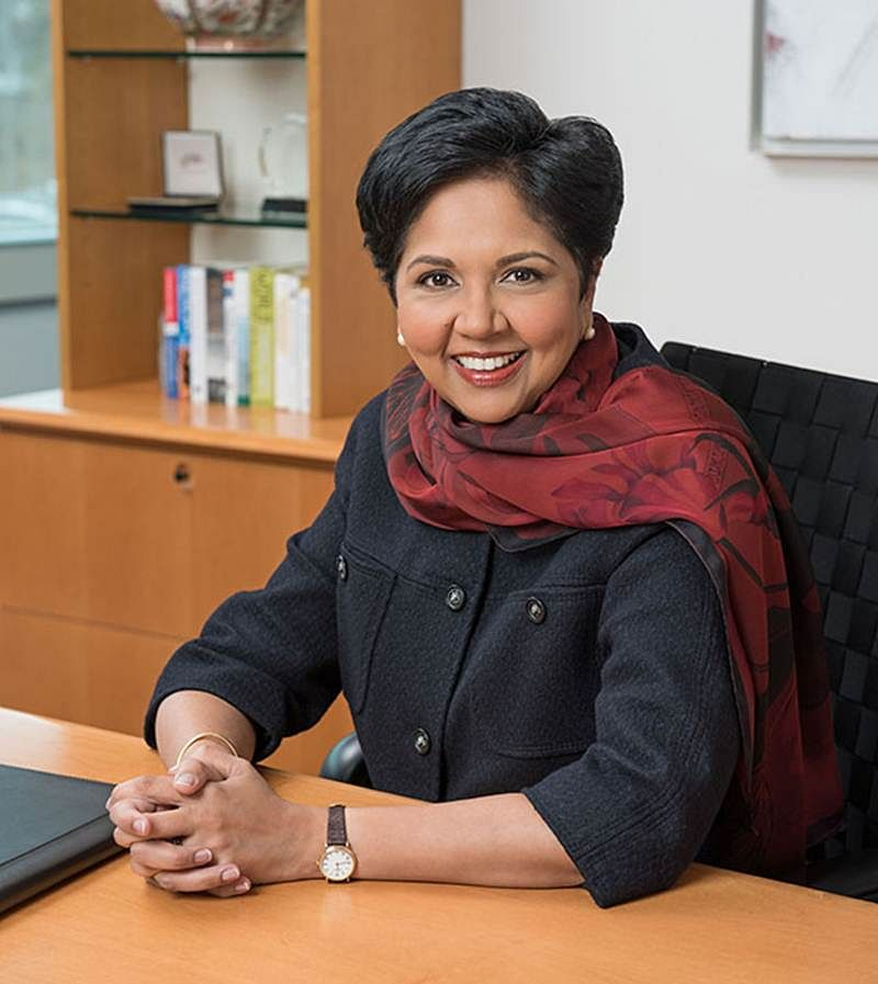 Indra Nooyi joins retail giant Amazon's Board