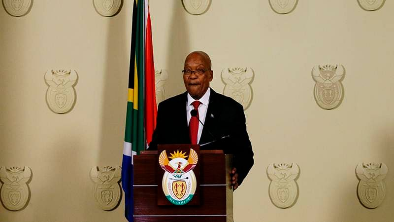South Africa's Jacob Zuma: I have been 'vilified'