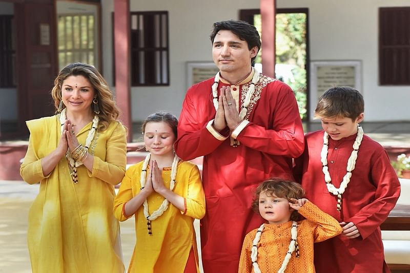 Justin Trudeau snubbed? Canadian PM in Gujarat, but Narendra Modi away in poll-bound Karnataka