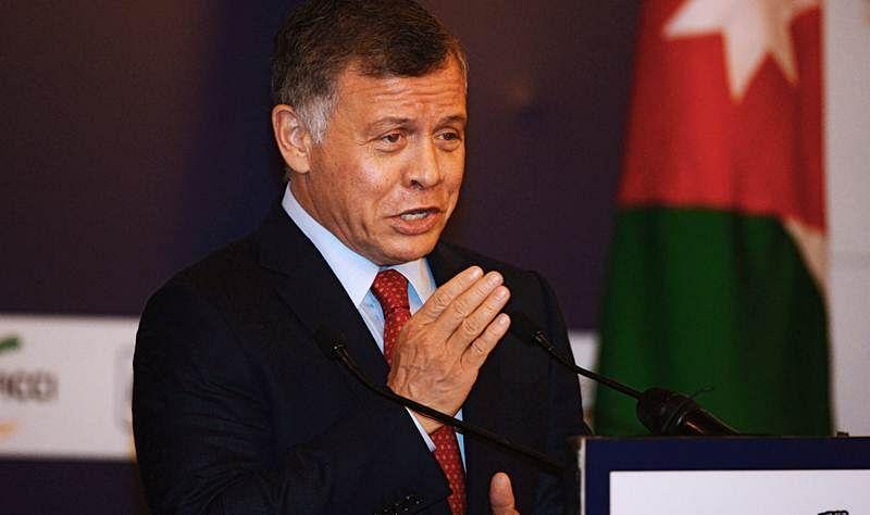 Jordan King Abdullah II visits IIT-Delhi