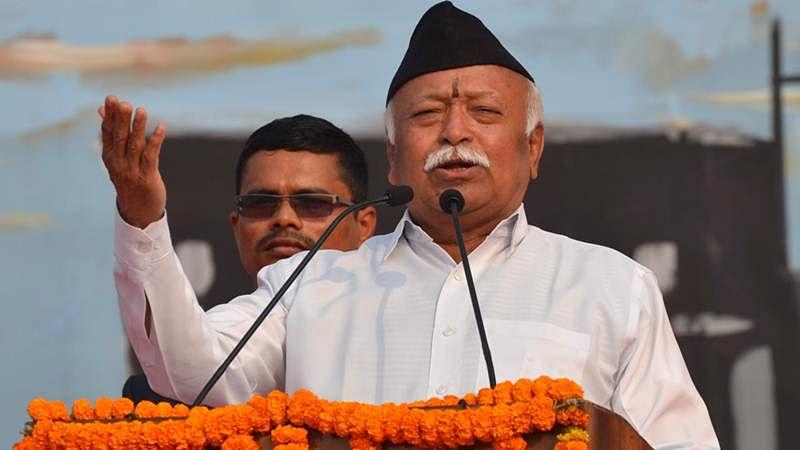 RSS wants harmonious debate on quota
