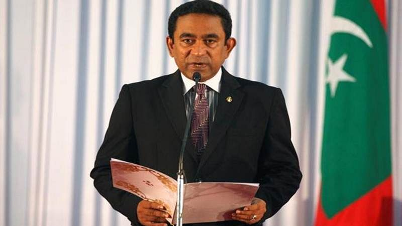 Maldives warns India against interfering in its internal affairs