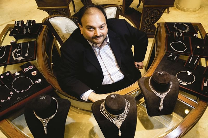 PNB Scam: ED attaches Mehul Choksi's properties worth Rs 1,200 crore