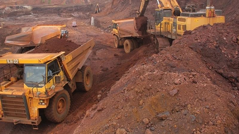 Supreme Court orders to close iron ore mining in Goa