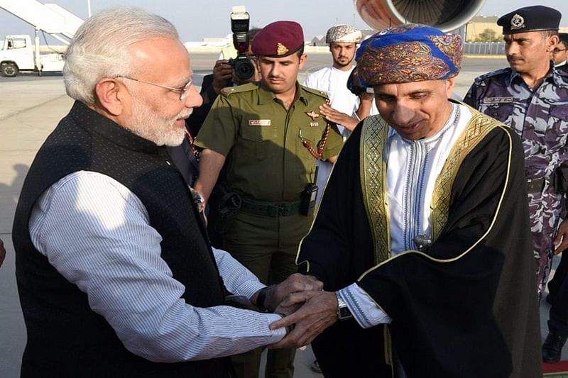 India, Oman sign eight MoUs, including pacts on tourism and military cooperation