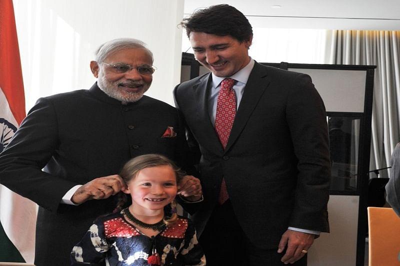 Looking forward to meeting Justin Trudeau: PM Narendra Modi