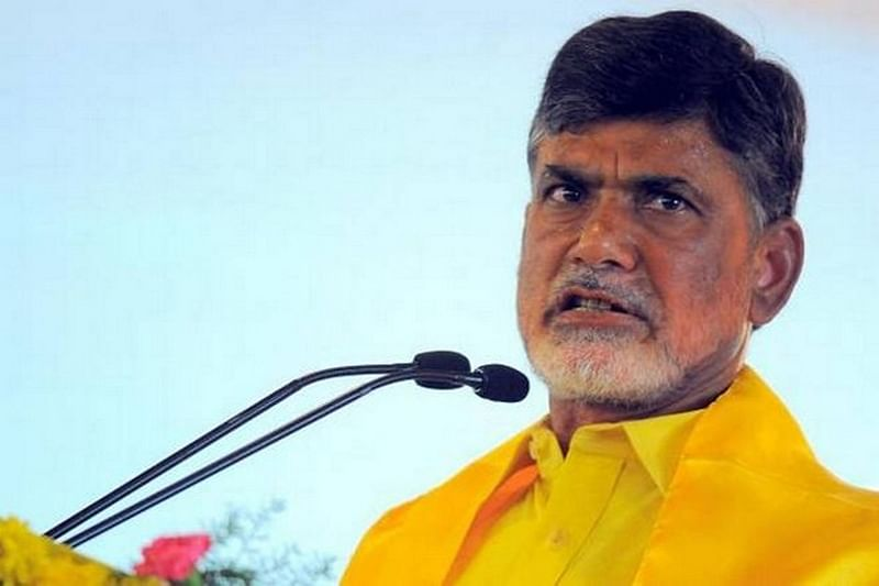 N. Chandrababu Naidu served notice to vacate house in view of floods