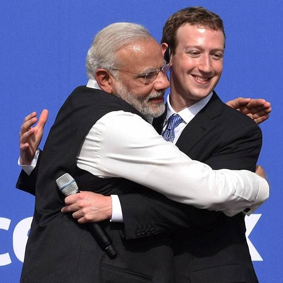 Not just one person, Congress Data chief claims BJP and Facebook have 'close working relationship'