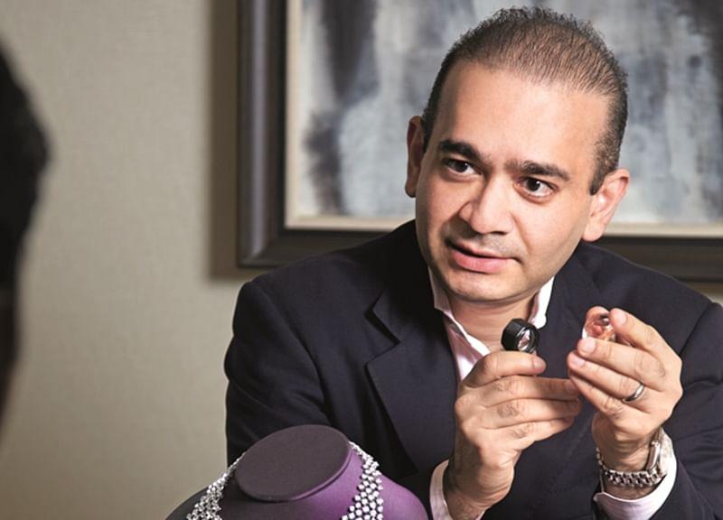 Billionaire jeweller Nirav Modi booked in Rs 280 cr Punjab National Bank cheating case