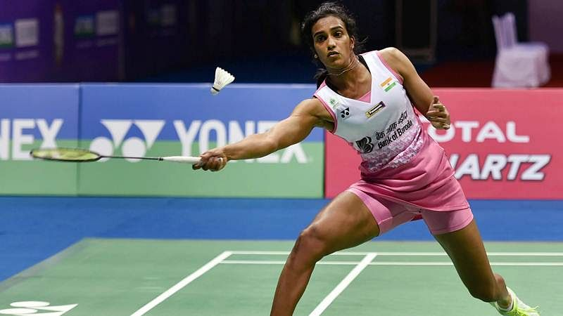 P V Sindhu enters semifinals of All England Championship