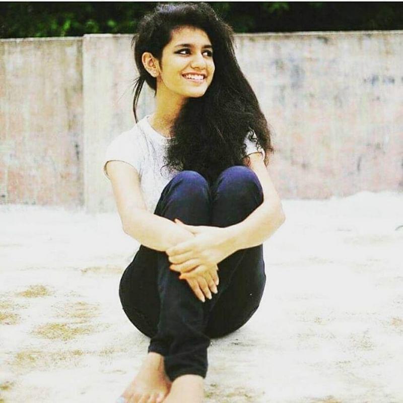Watch how Priya Prakash Varrier wishes her co-star Roshan Abdul Rahoofon his birthday
