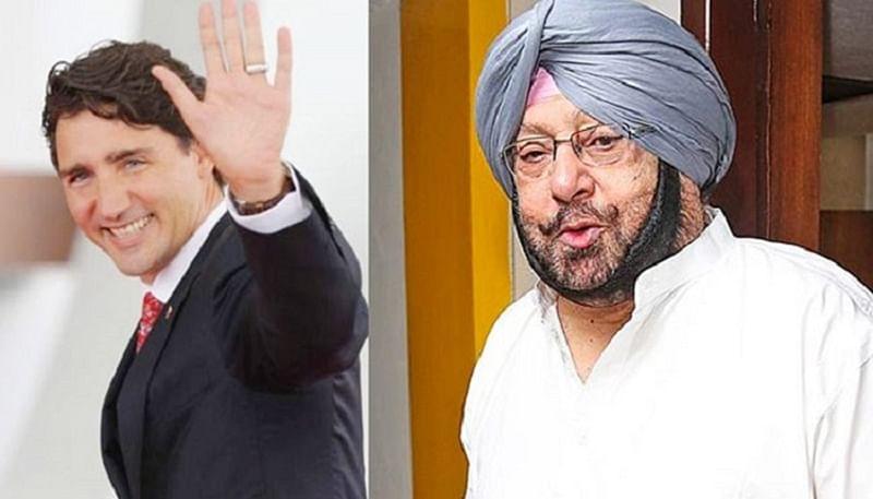 Punjab Chief Minister Amarinder Singh to meet Justin Trudeau in Amritsar