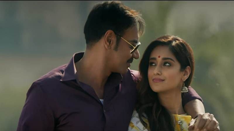 Raid Nit Khair Manga song: Ajay Devgn and Ileana D'Cruz's new song is catchy and soothing, watch video