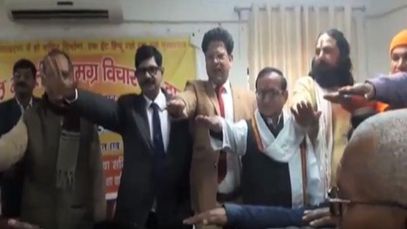 'Mandir wahi banega': Watch UP DG pledges to build Ram Mandir in Ayodhya