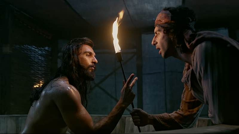 Padmaavat Binte Dil song: Ranveer Singh and Jim Sarbh's hot chemistry will surely win your heart