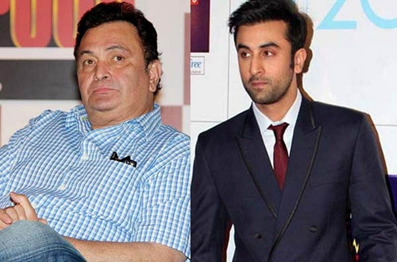 Divided in Love, Rishi and Ranbir Kapoor are united in their hate for media