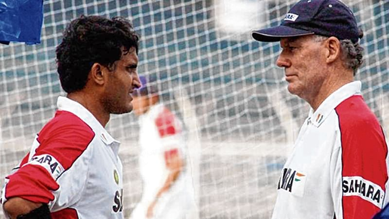 Ian had doubts over Greg's choice as India coach: Ganguly