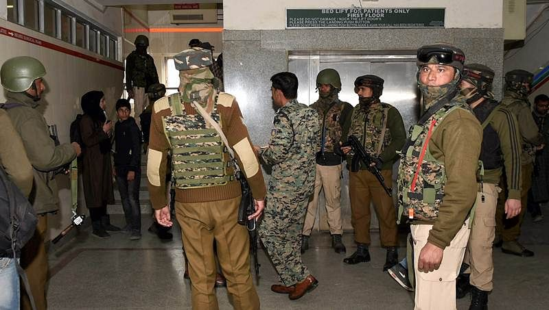 Jammu and Kashmir: Centre asks state govt to review prison security, deploy CRPF in jails
