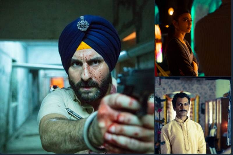 Sacred Games controversy: Congress man files complaint against Netflix and producers for insulting late PM Rajiv Gandhi