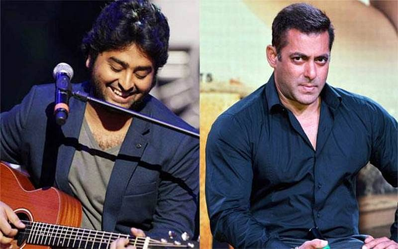Shocking! Salman Khan still miffed with Arijit Singh, drops another song of his, this time from Welcome to New York