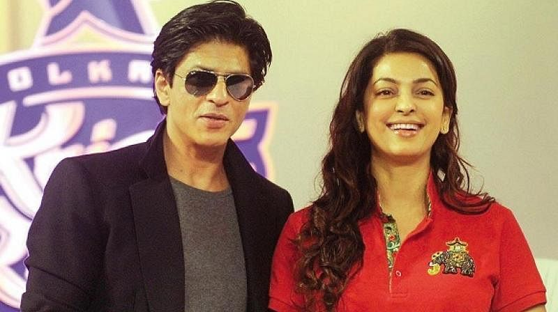 Bombay High Court stays IT department's show-cause notices to Shah Rukh Khan, Juhi Chawla