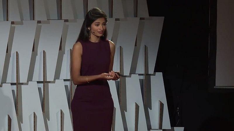 TEDx Gateway 2018: Shriya Srinivasan, Harvard PhD student, sheds light on unique prosthetic innovation