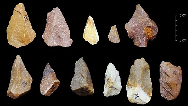 Stone tools found in India suggests early humans left Africa much earlier than believed