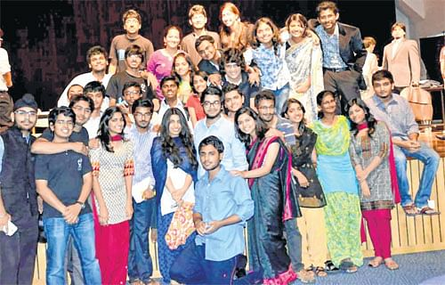 Indore: 'Theatre neither a hobby nor profession, it's a part of life'