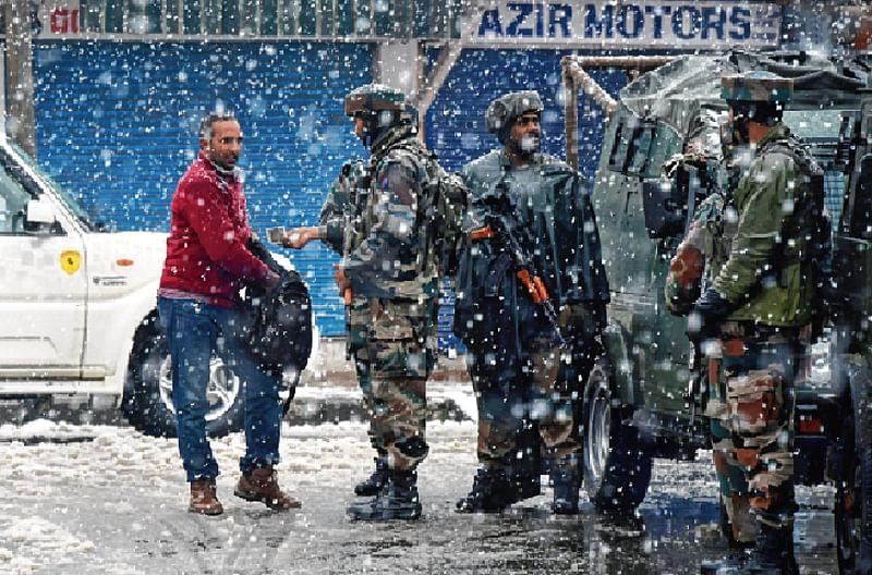 Kashmir: Two LeT terrorists killed in 32-hour gunbattle