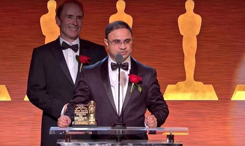 Indian engineer Vikas Sathaye awarded sci-tech Oscar Award