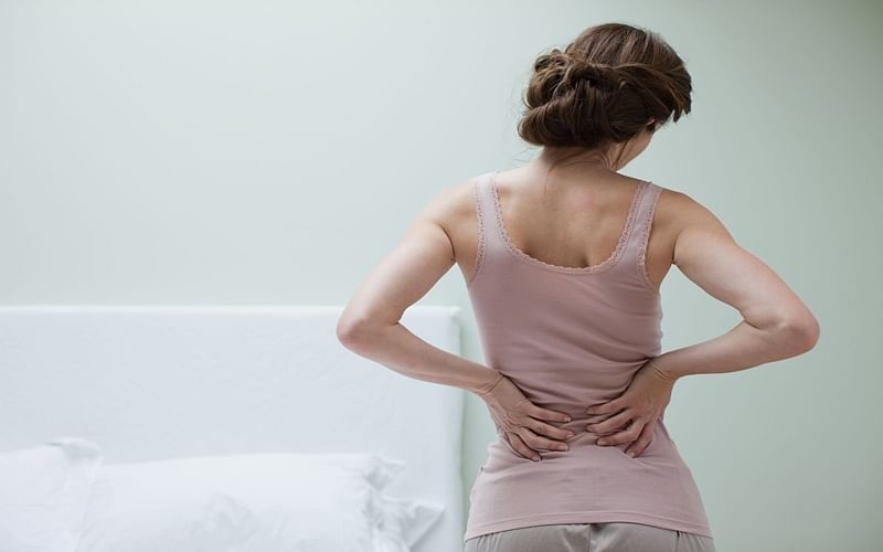 Persistent pain in the back? Here's why you must not ignore it