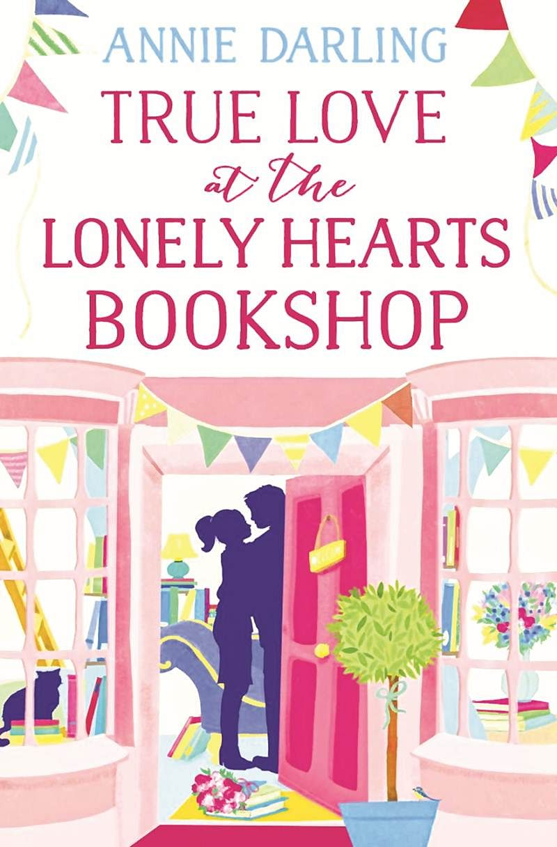 True Love at the Lonely Hearts Bookshop by Annie Darling: Review