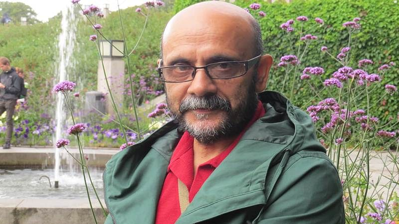 Art Live: Veer Munshi, the anguished artist from paradise