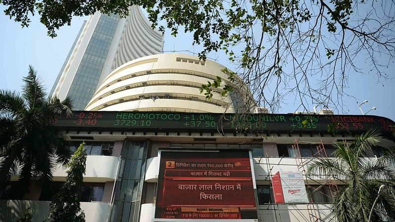 Sensex rallies over 300 points in early trade; Nifty tops 11,150