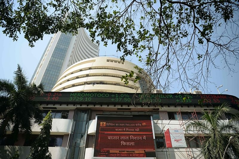 Sensex, Nifty slide amid global sell-off