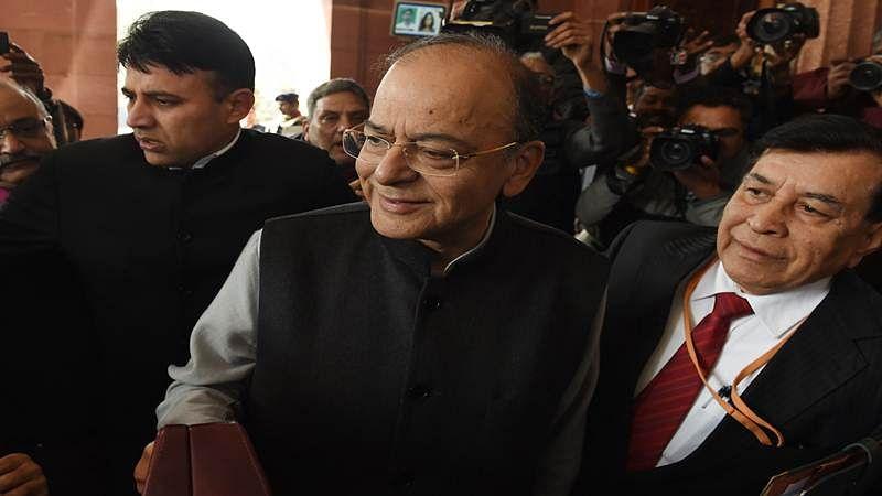 Rajya Sabha elections: Arun Jaitley files nomination for upper house polls from Uttar Pradesh