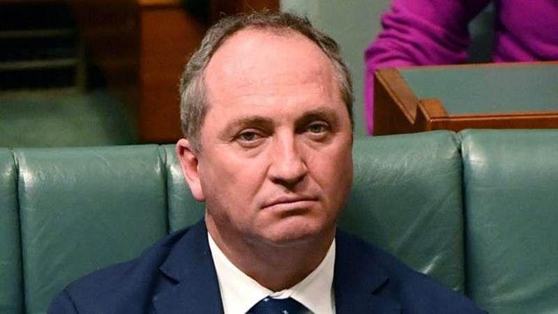 Australian Deputy PM Barnaby Joyce resigns amid sexual harassment claim