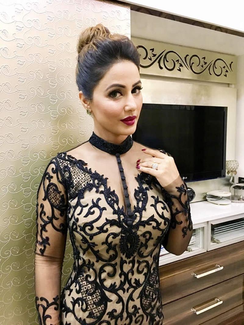 Bigg Boss 11 runner-up Hina Khan to make an appearance on the Lakme Fashion Week Spring-Summer 2018