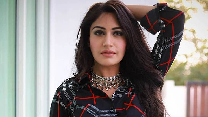 Comedy is a challenge, says Surbhi Chandna