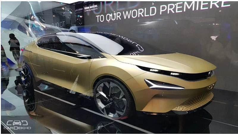 Tata Reveals Baleno-rivalling 45X At Auto Expo 2018