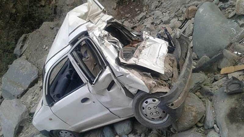 Uttarakhand: 8 killed after car falls in gorge