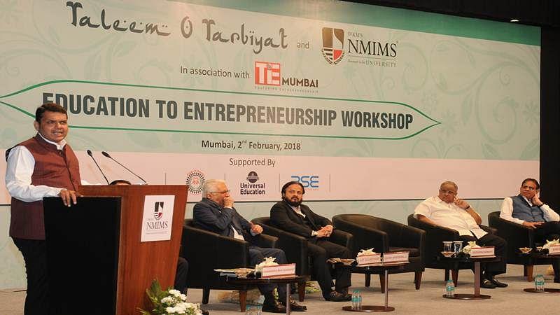 Blockchain is highly Secure, doesn't need regulator, says Maharashtra CM Devendra Fadnavis