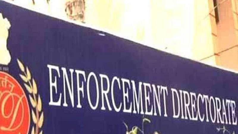 ED raids TMC MP K D Singh's residence in Rs 1,900 crore money laundering case