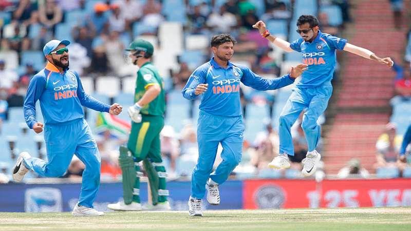 India vs South Africa: India thrash SA by nine wickets to win Centurion ODI