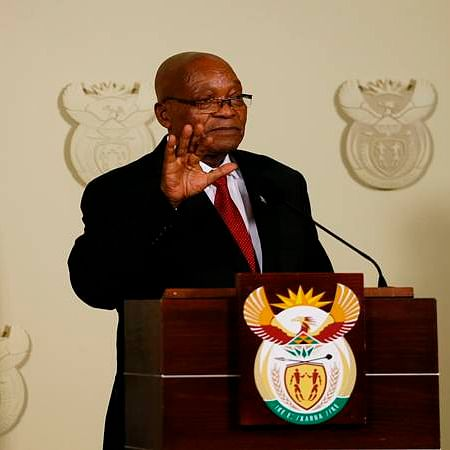 South African ex-leader Zuma to face corruption trial: Court